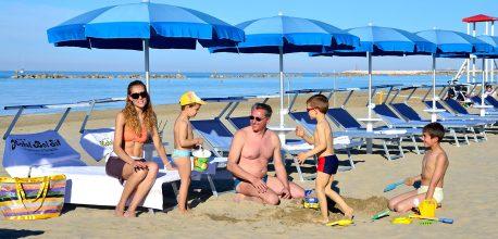 Vacanze in famiglia a Senigallia