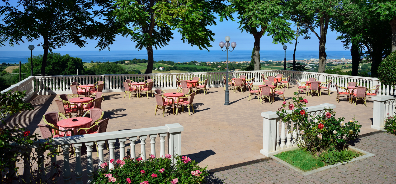 Terrazza Con Verde Hotel Bel Sit