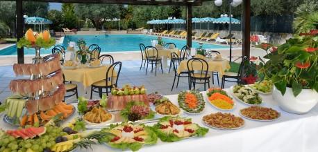 Hotel Ristorante buffet a Senigallia