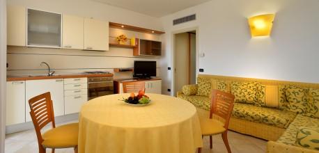 Appartamenti cucina Senigallia Marche