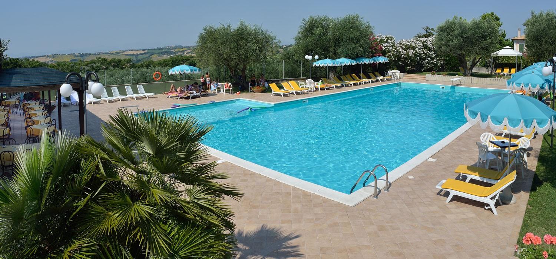 Hotel senigallia 3 stelle con piscina e parco giochi per bambini - Hotel con piscina riscaldata per bambini ...