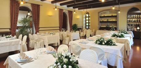 Sala Ristorante Hotel Bel Sit Senigallia