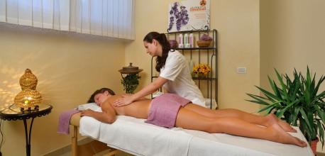 Trattamenti Benessere con massaggi Senigallia