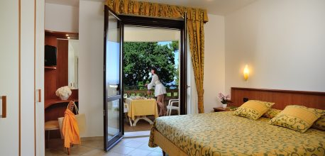 Hotel Bel Sit Senigallia Camere con balcone