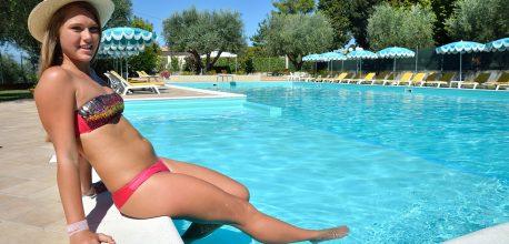 Hotel con piscina Senigallia 3 stelle