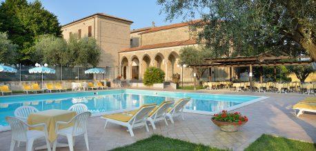 Hotel Senigallia 3 stelle con piscina